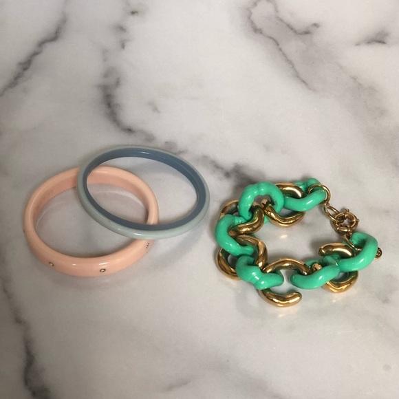 J. Crew Jewelry - J.Crew Bracelets Bundle! ❤️